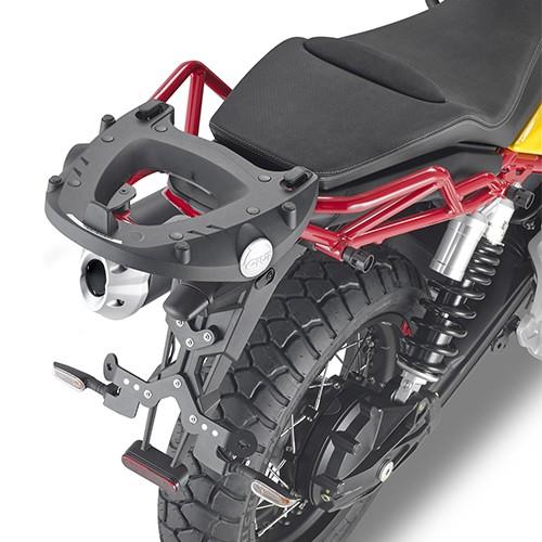 Topcase Träger für Moto Guzzi V85 TT (Bj.19-) Original Givi