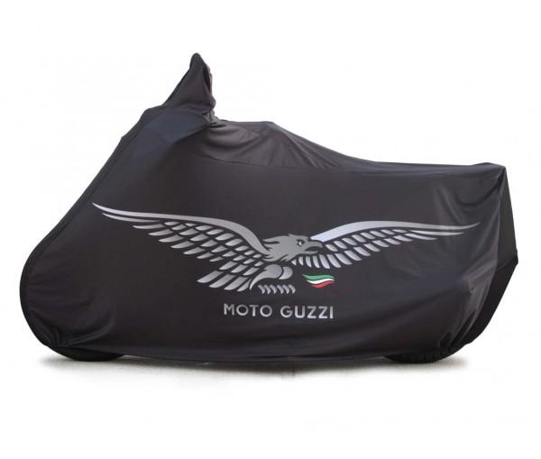 Original Faltgarage V7 Aquila, schwarz für Moto Guzzi V7 I+II, V7 III / V7 850