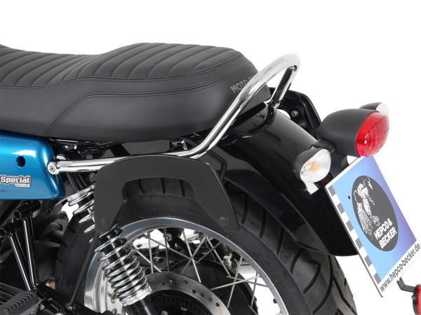 C-Bow Seitenträger schwarz für V 7 III stone/ special/ Anniversario/ Racer (Bj.17-)