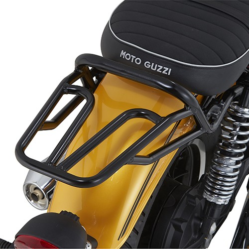 Topcase Träger für Moto Guzzi V9 Roamer (Bj.16-) Original Givi