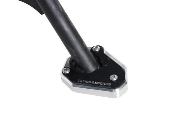 Seitenständerplatte für V85 TT (Bj. 2019) Original Hepco&Becker