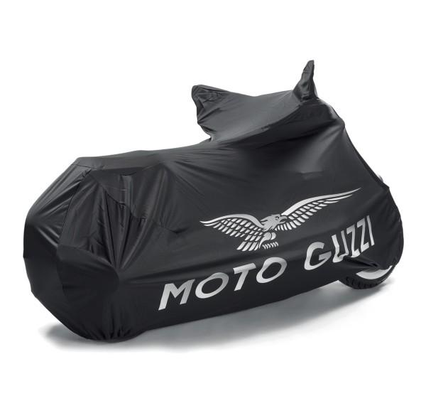 Original Faltgarage Eagle, schwarz für Moto Guzzi Audace