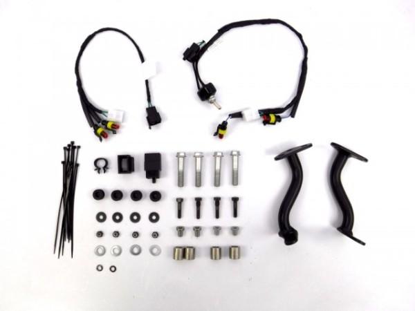 Halterung, für Zusatzscheinwerfer 2S000741 für Moto Guzzi MGX 21