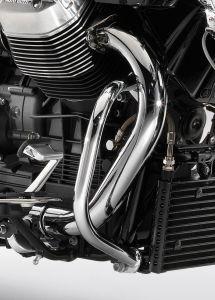 Original Motorschutzbügel, chrom für Moto Guzzi Eldorado/ California