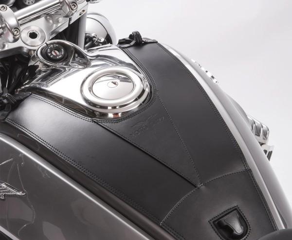 Original Tankabdeckung, Leder für Moto Guzzi Eldorado