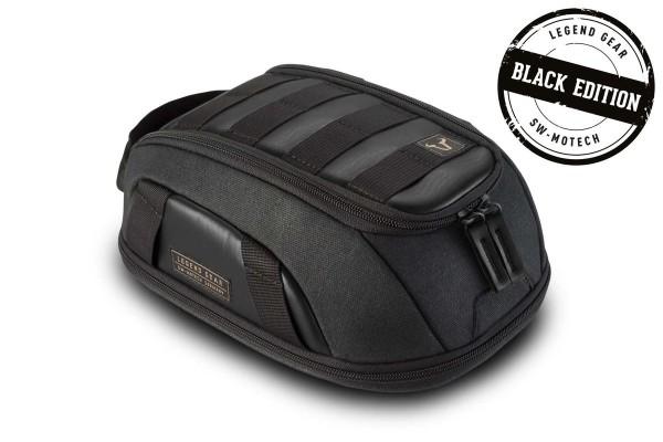 Tankrucksack LT1 Black Edition Moto Guzzi V9 Roamer / Bobber (15-18), LH/KP Legend Gear SW Motech