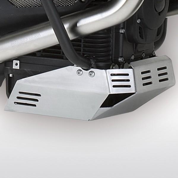 Moto Guzzi Stelvio Aluminium Ölwannenschutz
