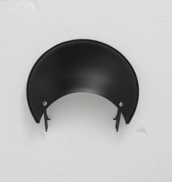 Abdeckung, Aluminium, schwarz für Moto Guzzi V7 III