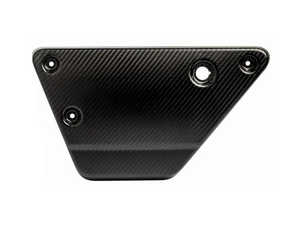 Carbon Seitenabdeckung link Moto Guzzi V7 III