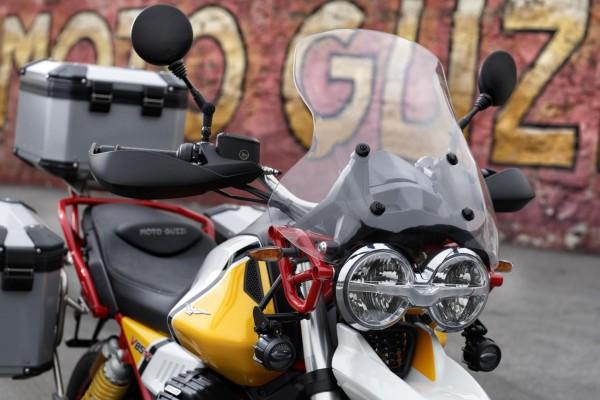 Original Windschild Touring für Moto Guzzi V85 TT