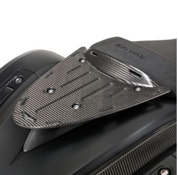 Original Gepäckträger, hinten, Carbon für Moto Guzzi MGX 21