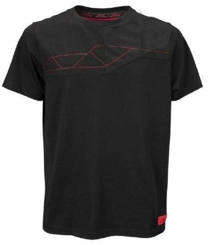 Moto Guzzi Herren T-Shirt V85TT Baumwolle schwarz